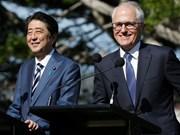 Australia y Japón firmarán CPTPP antes de marzo