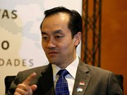 Singapur se esfuerza por convertir a ASEAN en área de integración económica