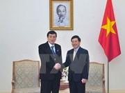 Vietnam y Japón estrechan lazos al margen de APPF- 26