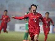Vietnam prolonga su cuento de hadas y se mete en semifinales de campeonato asiático de fútbol