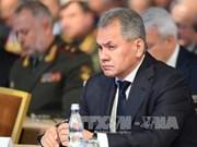 Myanmar y Rusia impulsan cooperación militar