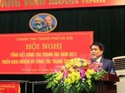 Hanoi por resolver quejas y denuncias pendientes en 2018