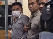 Arrestado traficante tailandés de origen vietnamita