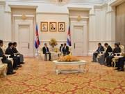 Camboya agradece apoyo de Vietnam