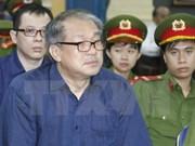 Propone Fiscalía cargos contra Pham Cong Danh y secuaces