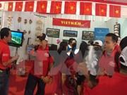 Embajada de Vietnam participa en festival de inmigración en Indonesia