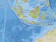 Terremoto de 6,4 grados Richter sacude capital de Indonesia