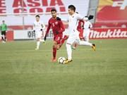 Vietnam hace historia y se clasifica a la final del Campeonato Asiático de Fútbol