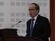 Ciudad Ho Chi Minh y provincia laosiana de Savannakhet establecen relaciones de cooperación