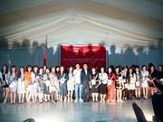 Vietnamitas en el exterior se reúnen en ocasión del Año Nuevo