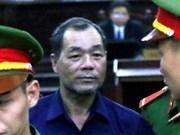 Exdirectivo de Sacombank niega ser cómplice de Pham Cong Danh