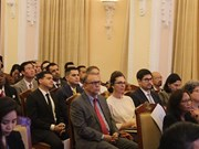 Enriquecen conocimientos sobre Vietnam diplomáticos y representantes de organizaciones internacionales