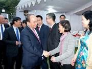 Inician construcción de nuevo edificio de embajada vietnamita en la India