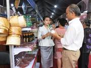 Presentan en Ciudad Ho Chi Minh amplia oferta de productos laosianos