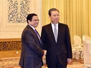 Alto funcionario chino subraya nexos con Partido Comunista de Vietnam