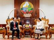 Vietnam se esforzará por construir nueva sede del Parlamento de Laos