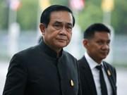 Tailandia retrasa elecciones hasta principios de 2019