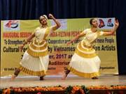 Vietnam  e India impulsan relaciones e intercambio popular entre los dos pueblos