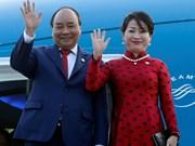 Premier vietnamita recibe a líderes de empresas indias
