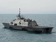 Estados Unidos considera reanudar operaciones de libertad de navegación en Mar del Este