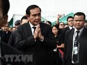 Tailandeses protestan por aplazamiento de elecciones generales