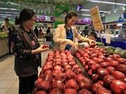 Reportan leve aumento del IPC de Hanoi en enero