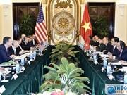 Vietnam y Estados Unidos efectúan diálogo de política, seguridad y defensa