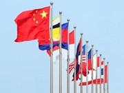 Comercio entre ASEAN y China registró cifra récord en 2017
