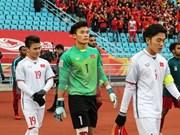 Futbolistas vietnamitas seleccionados como mejores jugadores del Campeonato Asiático Sub- 23
