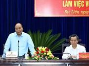 Premier vietnamita urge a provincia sureña a centrarse en desarrollo verde