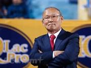 Entrenador Park Hang Seo: potencial de fútbol de Vietnam aún por explotar