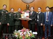 Resaltan cooperación entre Camboya y Vietnam en seguridad y defensa