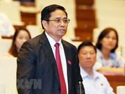 Partido Comunista de Vietnam busca perfeccionar calidad de sus miembros