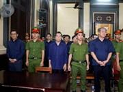 Pham Cong Danh contradice declaraciones del VNCB ante tribunal