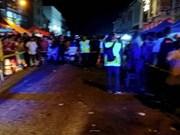 Más de 20 personas heridas tras explosión de fuegos artificiales en Malasia