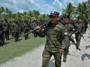 Indonesia respalda proceso de paz en el sur de Filipinas