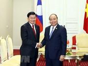 Vietnam y Laos, amigos tradicionales y contrapartes en cooperación multifacética