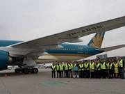Vietnam y Estados Unidos cooperan en gestión de tránsito aéreo