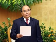 Premier vietnamita insta a diseñar escenario de crecimiento de cada sector