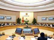 Primer ministro pide cumplimento serio de resolución sobre plan socioeconómico 2018