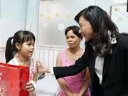Ciudad Ho Chi Minh presta atención a personas pobres en ocasión de Tet