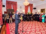 Vietnamitas en Estados Unidos y Reino Unido celebran Tet