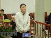 Trinh Xuan Thanh recibe segunda cadena perpetua