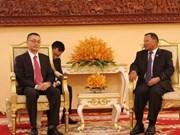 Entregan obsequios de Parlamento vietnamita al Senado de Camboya
