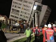 Vietnam establece línea telefónica directa para apoyar a ciudadanos después de terremoto en Taiwán