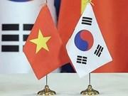 Exhibición de pinturas muestra buenas relaciones entre Vietnam y Sudcorea