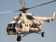 Rusia y Tailandia crearán centro de mantenimiento de helicópteros