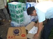 Quang Ninh intensifica lucha contra contrabando de tabaco y otras actividades ilícitas