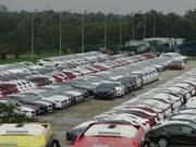 Ventas de automóviles en Vietnam se comporta en enero contrario a lo habitual