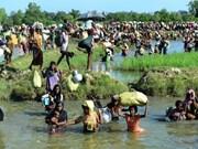 Reino Unido y Myanmar deliberan cuestión de rohinyá
